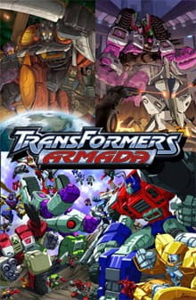Transformers Armada
