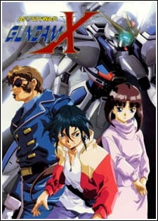 Locandina After War Gundam X  1996