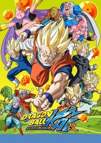 Dragon Ball Kai: Majin Buu-hen 3