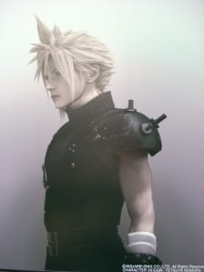 Final Fantasy VII: Advent Children Complete picture