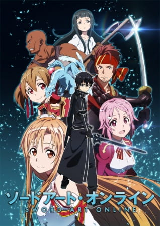 Sword Art Online Blu-Ray Disc