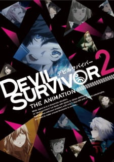 Devil Survivor 2 The Animation 2013
