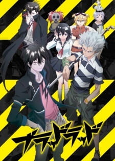 Blood Lad Episode 08 subtitle indonesia