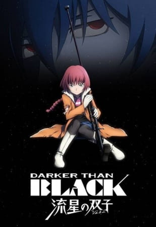 Darker Than Black: Ryuusei no Gemini (Complete Batch) (720p BD|100MB)