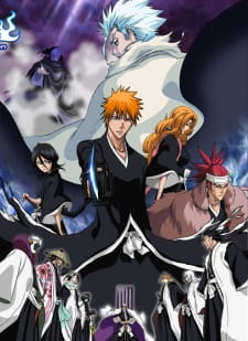 Bleach Movie 2: Băng Long Đối Đầu - Bleach Movie 2: The Diamonddust Rebellion Mou Hitotsu No Hyourinmaru 2007 Poster