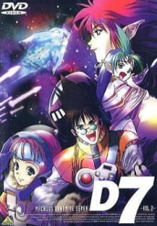 Macross Dynamite 7