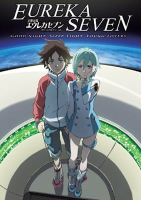 Eureka Seven: Pocket Full of Rainbows (Dual Audio) (BD Movie)