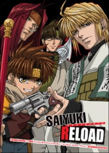 Saiyuki Reload