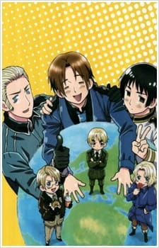 Hetalia World Series Extra Episodes