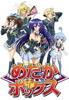 Medaka Box - Medaka Box Season 1 2012 Poster