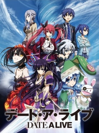 Date A Live Episode 1-12 (end) Sub Indo