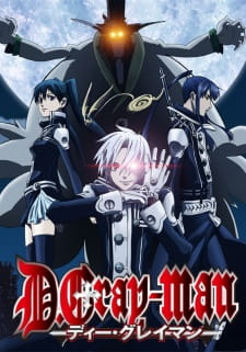 D.Gray-man Torrent