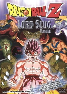 Dragon Ball Z Movie 04: Super Saiyajin da Son Goku