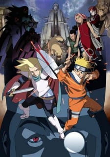 Naruto Dattebayo Movie 2: Huyền Thoại Đá Gelel - Naruto Dattebayo Movie 2: Legend Of The Stone Of Gelel 2005 Poster