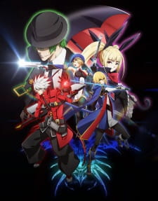 Anime BlazBlue – Alter Memory
