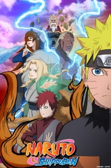 naruto shippuden english dub