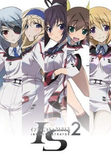 IS: Infinite Stratos 2 OVA [BD]