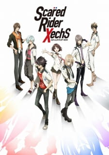 Scared Rider Xechs Episode 01-12 [END] Subtitle Indonesia