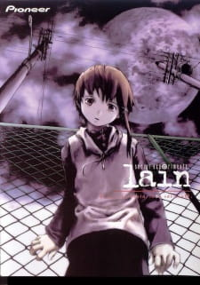 Serial Experiments Lain Cover Image