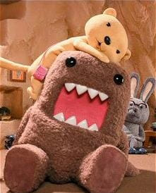 Domo-kun