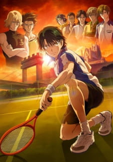 Prince of Tennis: Eikokushiki Teikyuu Shiro Kessen!