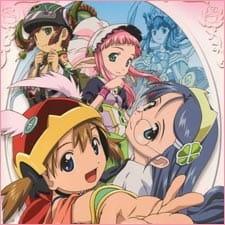 Otogi-Jushi Akazukin OVA
