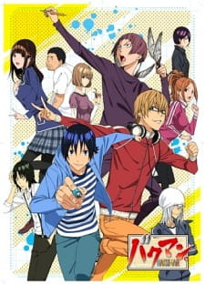 Bakuman. 2