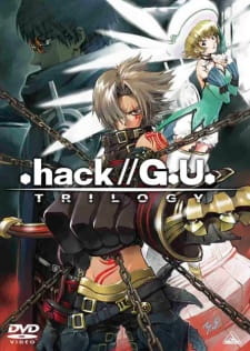 Hack// G.u Trilogy