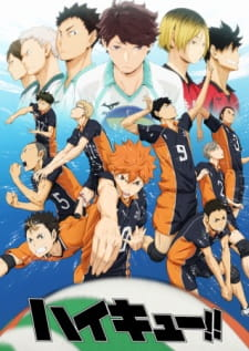 Anime Haikyuu!!