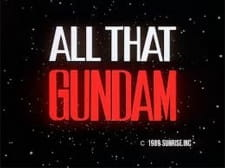 All That Gundam