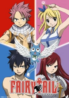Download Anime Fairy Tail : Sub Indo FULL