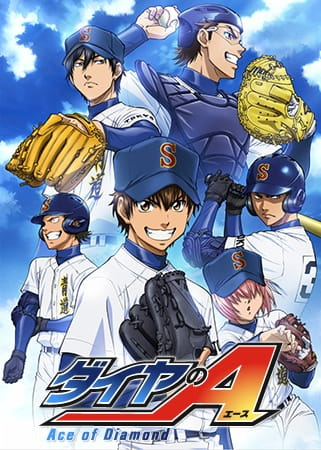 Ace of Diamond - Stagione 1 (2013) 720p .mp4 Jap Sub-Ita