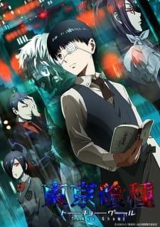 Tokyo Ghoul (Uncensored) (2014) 720p .mkv AAC ITA