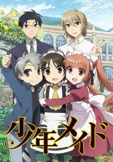 Shounen Maid Episode 01-12 [END] Subtitle Indonesia