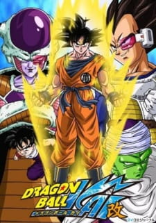 Dragon Ball Kai - Dragon Ball Z Kai 2009 Poster