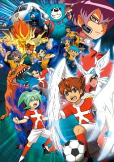 Inazuma Eleven Go: Chrono Stone