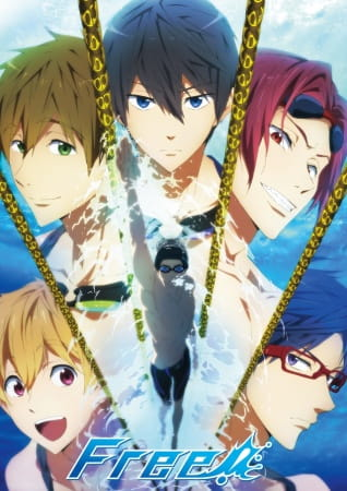 Free! (Complete Batch) (Episode 1-12) (720p|100MB)