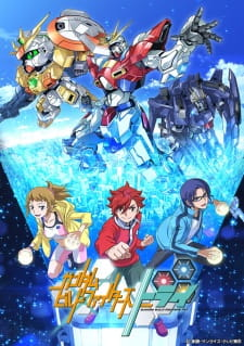 Gundam Build Fighters Try – Todos os Episódios