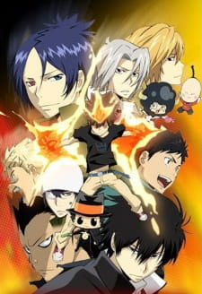 Katekyo Hitman Reborn!