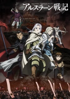 Arslan Senki Episode 01-25 [END] + OVA Subtitle Indonesia & OST
