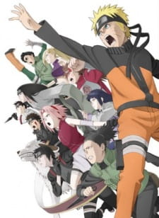 Naruto Shippuuden Movie 3