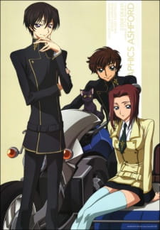 Code Geass: Hangyaku no Lelouch Picture Drama