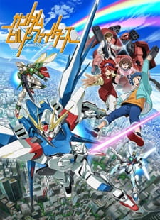 Anime Gundam Build Fighters