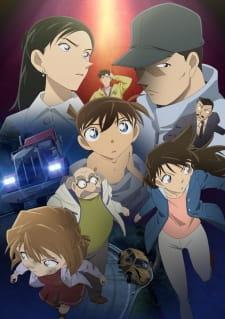 Edogawa Conan Shissou Jiken: Shijou Saiaku no Futsukakan - EDOGAWA CONAN MẤT TÍCH – HAI NGÀY ĐEN TỐI NHẤT TRONG LỊCH SỬ (2014) 2014 Poster