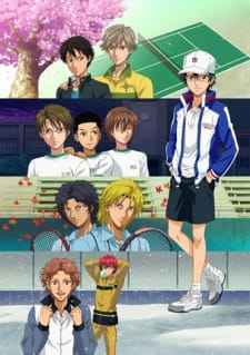Prince of Tennis: Another Story II - Ano Toki no Bokura