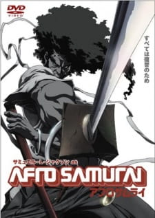 Afro Samurai Movie