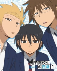 Danshi Koukousei no Nichijou Specials