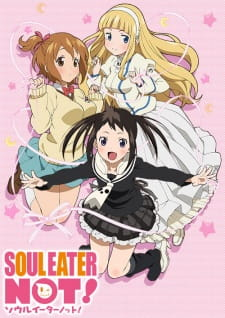 Soul Eater Not! 09 PL HD