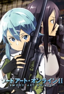 Sword art online II subtittle indonesia [3gp and mp4]