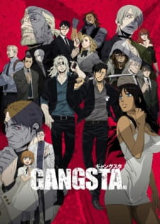 Gangsta. Summer 2015 Anime